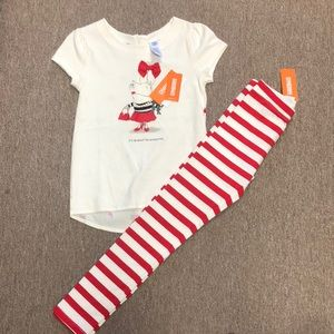 Gymboree size 8 new with tags Olivia set new